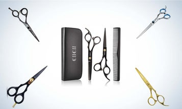 The Best Hair Scissors for Taming Your Locks at Home